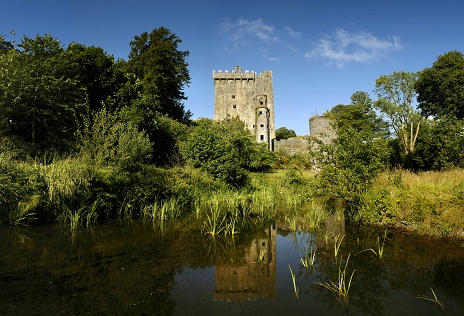 20 Jun 2007, County Cork, Ireland --- Blarney Castle in County Cork, Ireland --- Image by © Chris Hill/National Geographic Society/Corbis