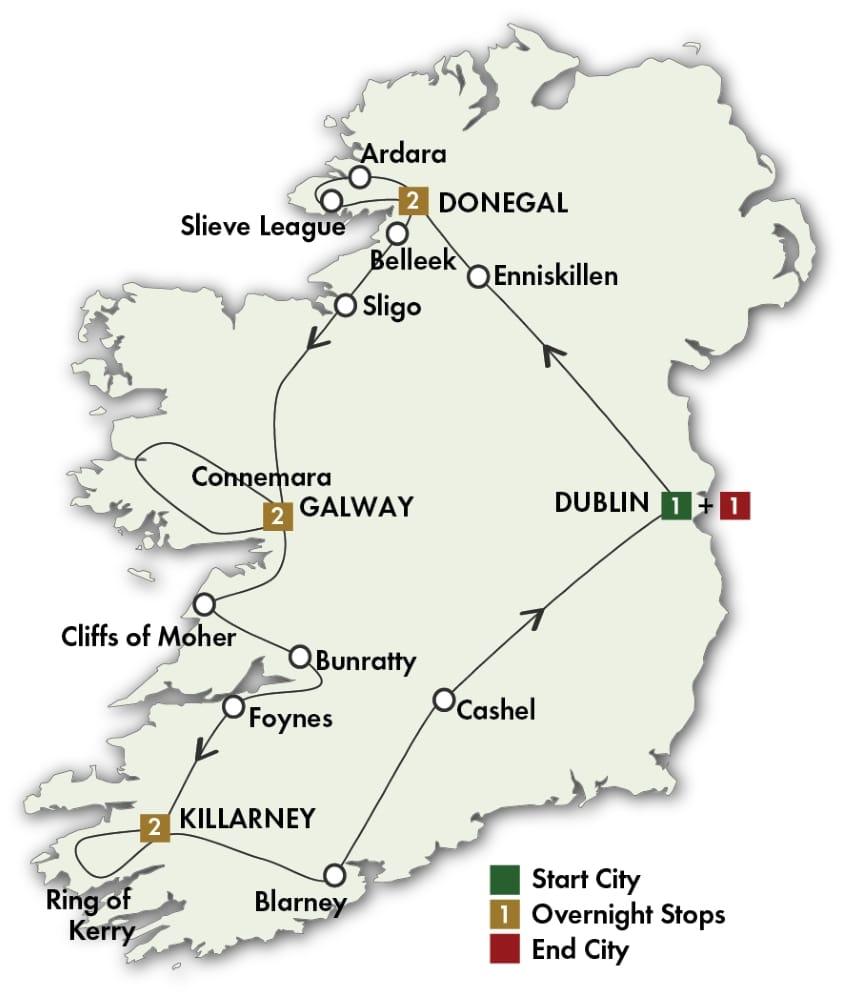 Irish-explorer