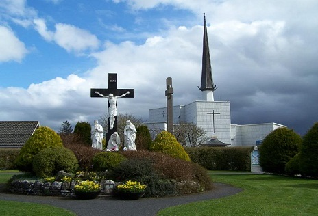 Day 8 - Knock Shrine