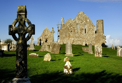 Day 9 - Clonmacnoise