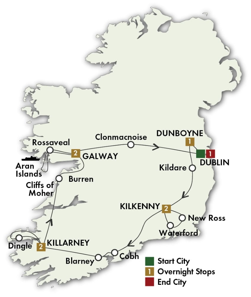Irish-legends