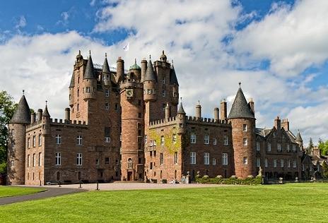 glamis-castle-st-andrews-golf