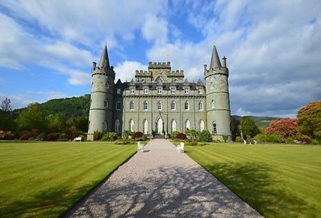 loch-lomond-inveraray-castle
